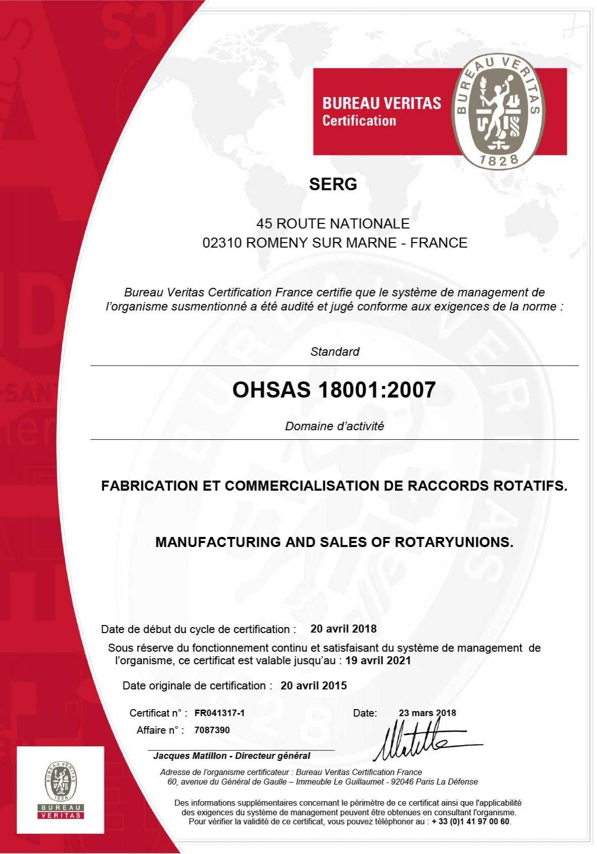 OHSAS18001-V1